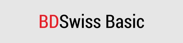 BDSwiss Basic